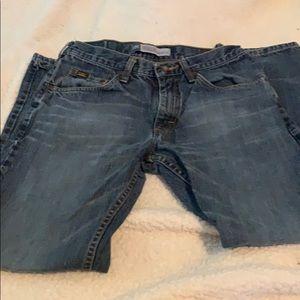 Men's Lee Regular Straight Leg Jeans Size 30 x 30